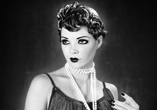 What would a Flapper look like? - The 1920's Flapper